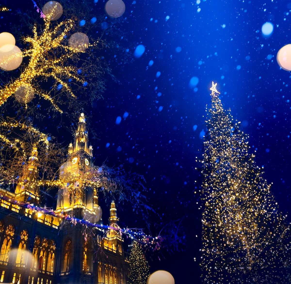 The Best New Year´s Party in Vienna