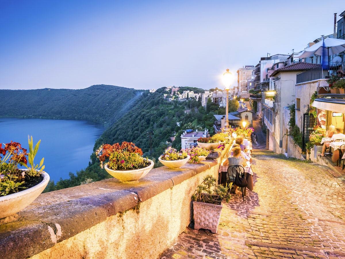 A Trip To Castel Gandolfo