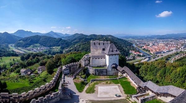 Medieval stories: Celje Castle