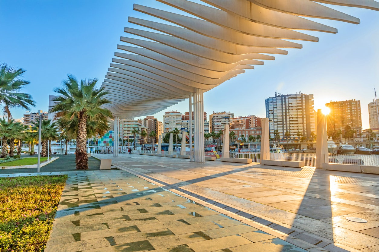 Surprising History in Malaga Part 1