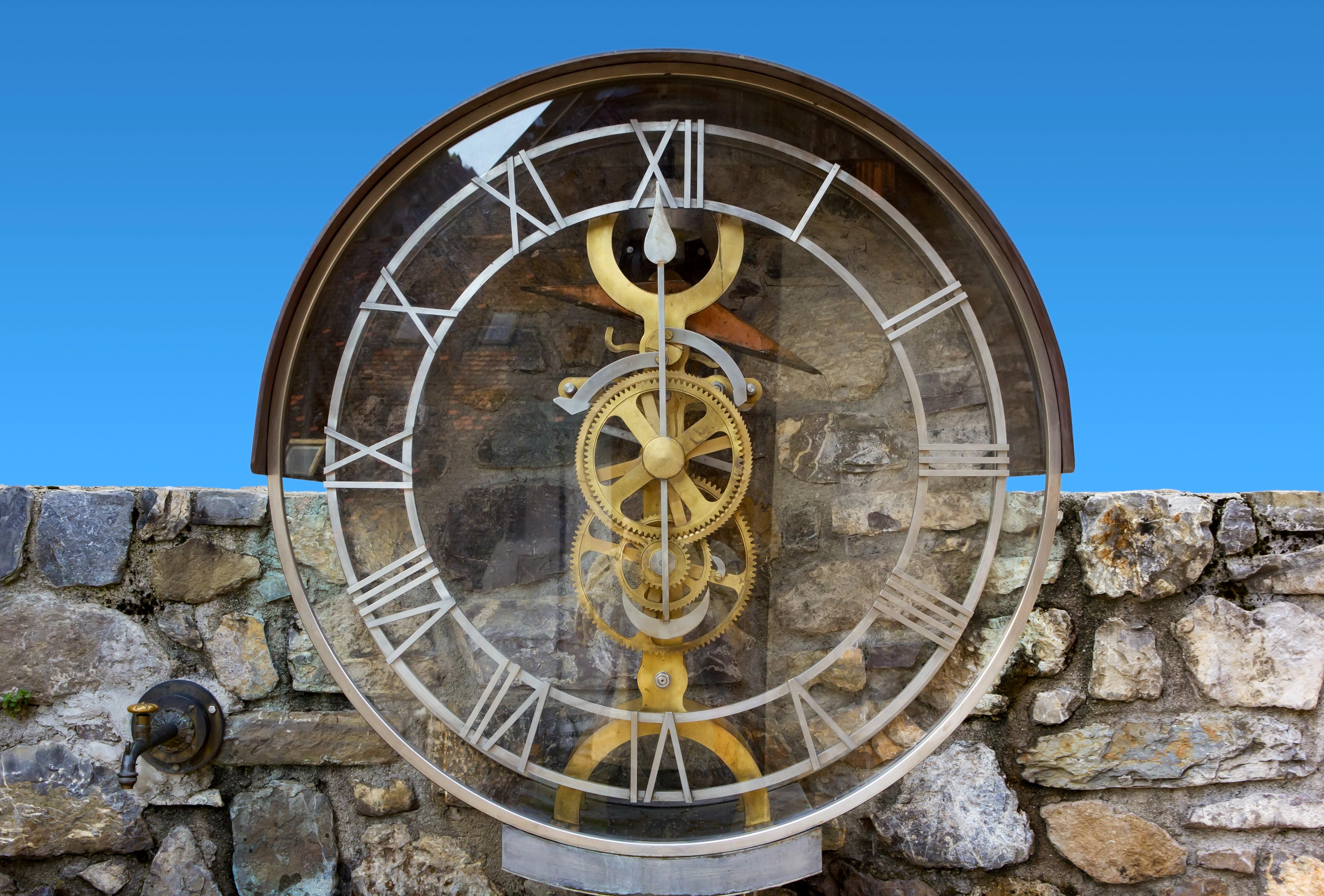 Pesariis, the clock village