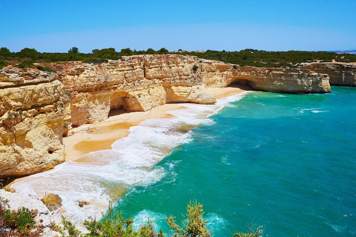 Algarve Beach Encyclopedia! Lagoa pt3