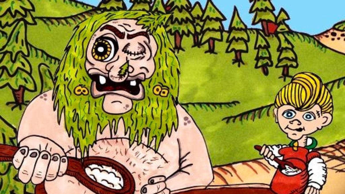 The Norwegian tale of Askeladden