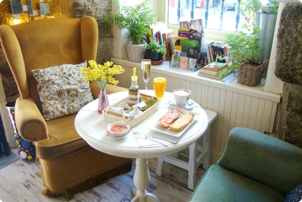 Workplace cafes in Madrid; Café de la Luz