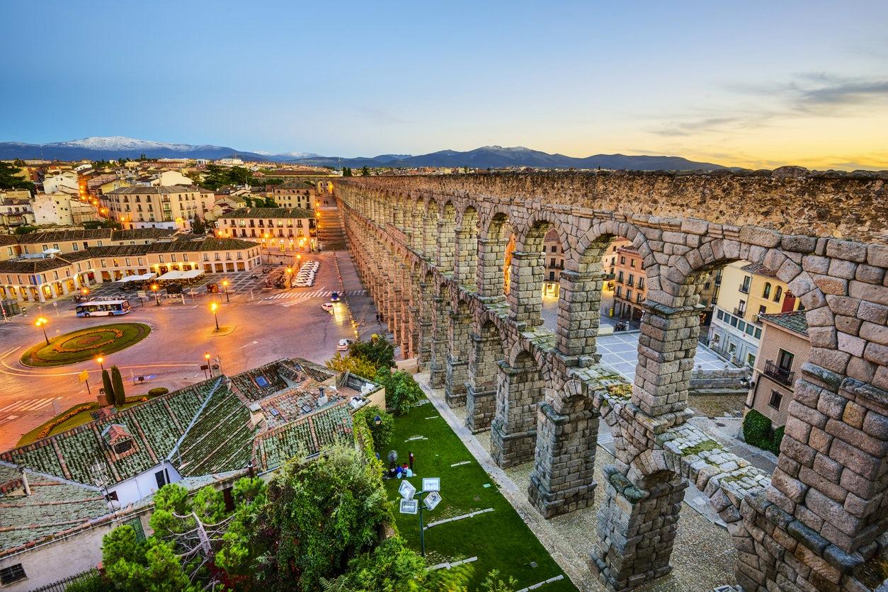 Segovia, a medieval escape!