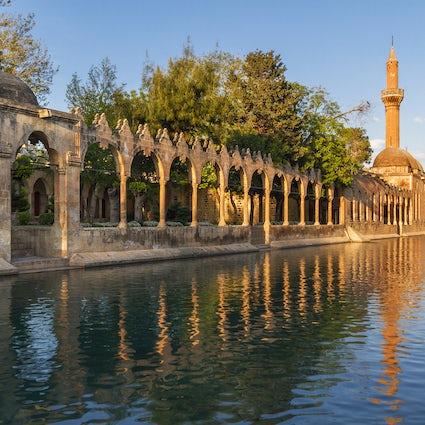 The city of the Prophet Abraham, Şanlıurfa