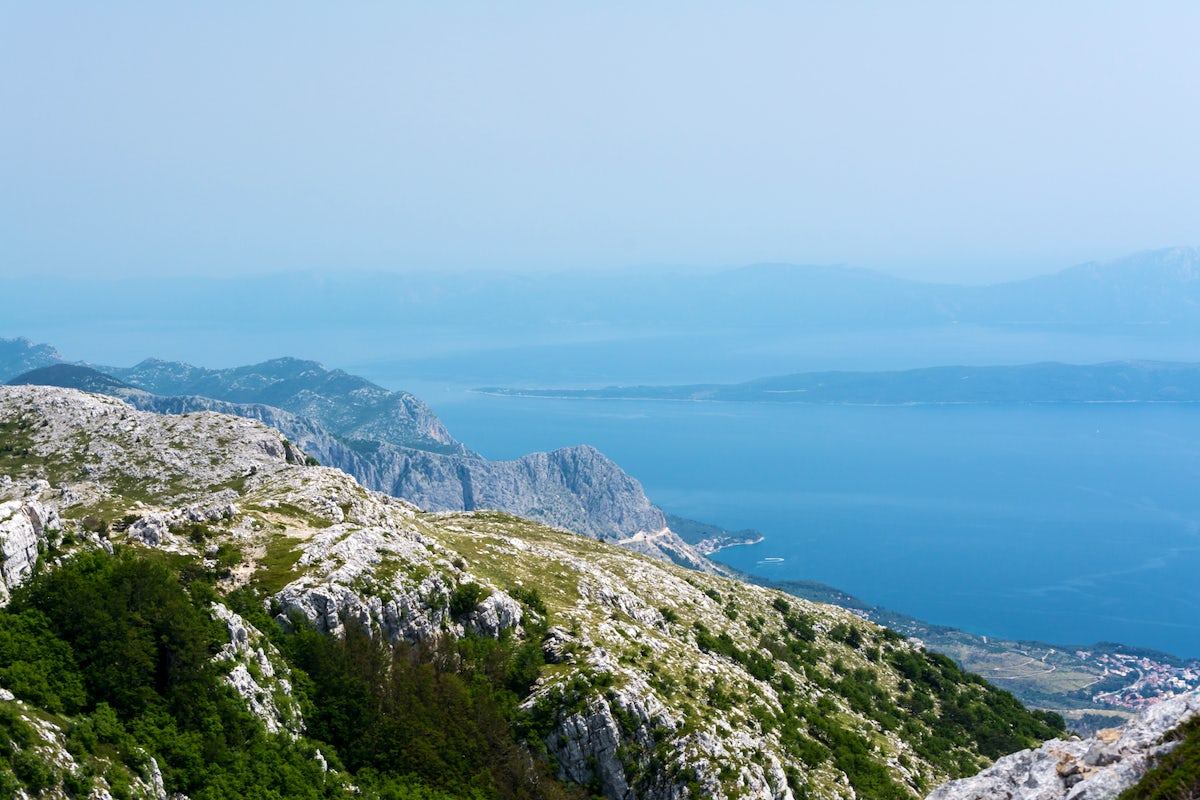 Hikers, get ready to climb: Biokovo Nature Park