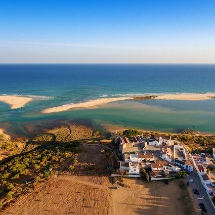 Algarve Beach Encyclopedia!  Vila Real de Santo António & Castro Marim