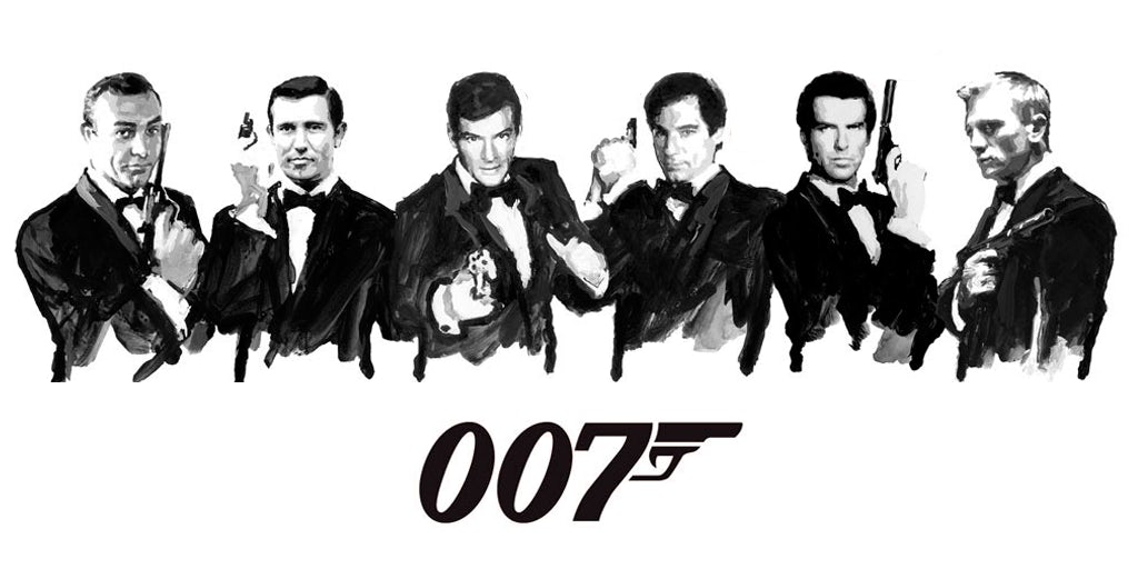 A Film Lover's Guide to the UK- 007 Edition