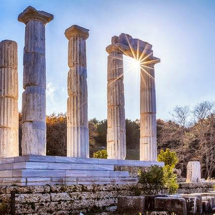 Explore the Peloponnese
