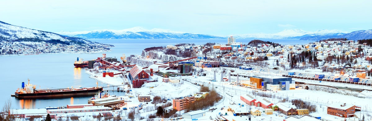 A secret town called Narvik