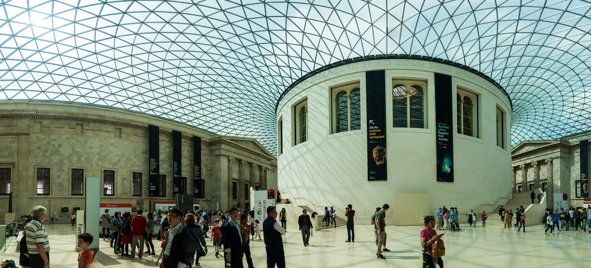 Museums of London - Part 2 - The British Museum