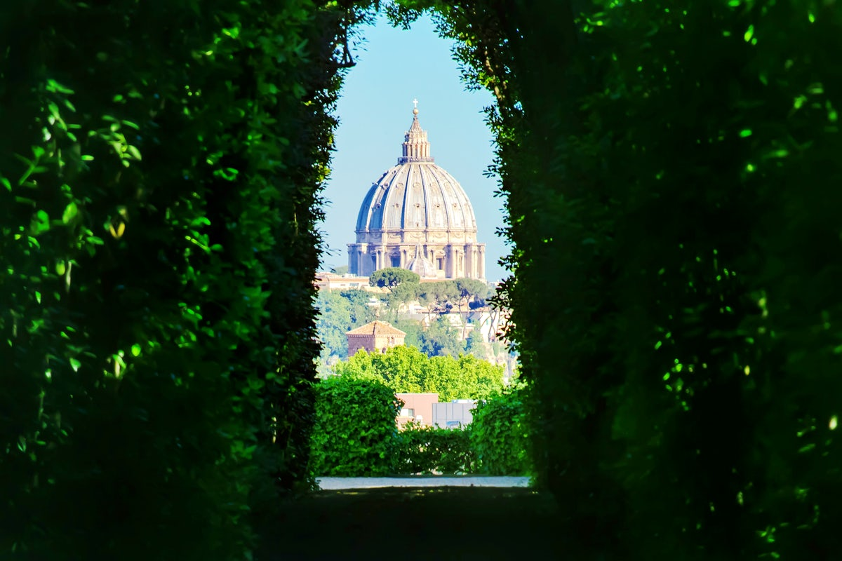 The Hidden Beauty Of Rome