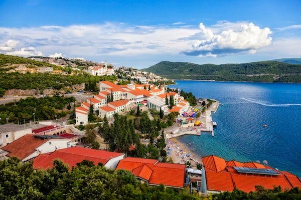 Europe's biggest sea secret: Bosnia & Herzegovina has beaches