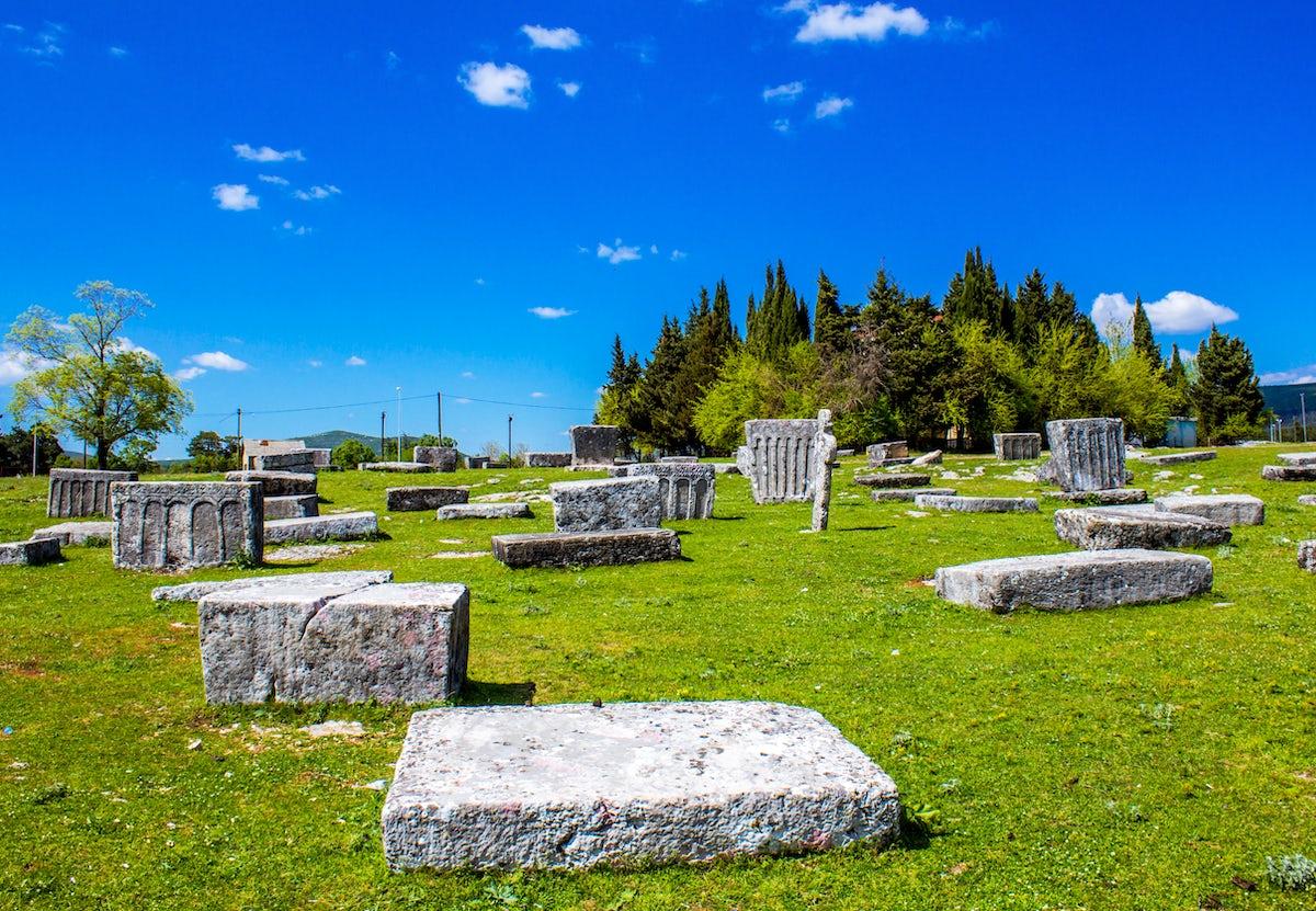 Countless stories of stone sleepers at Radimlja necropolis