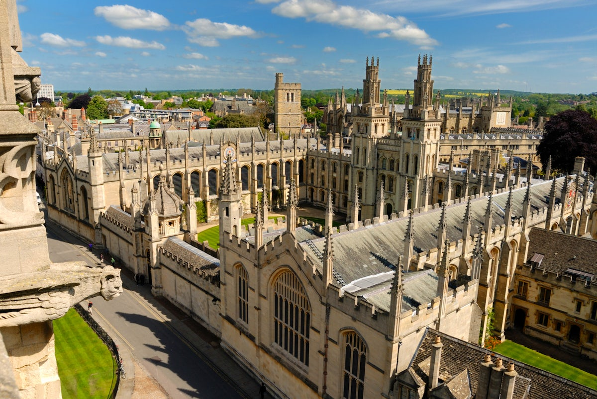 The City of Dreaming Spires - Oxford, UK