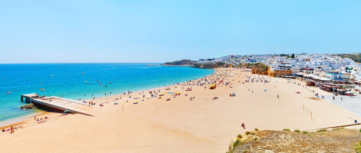 Algarve Beach Encyclopedia! Albufeira pt2