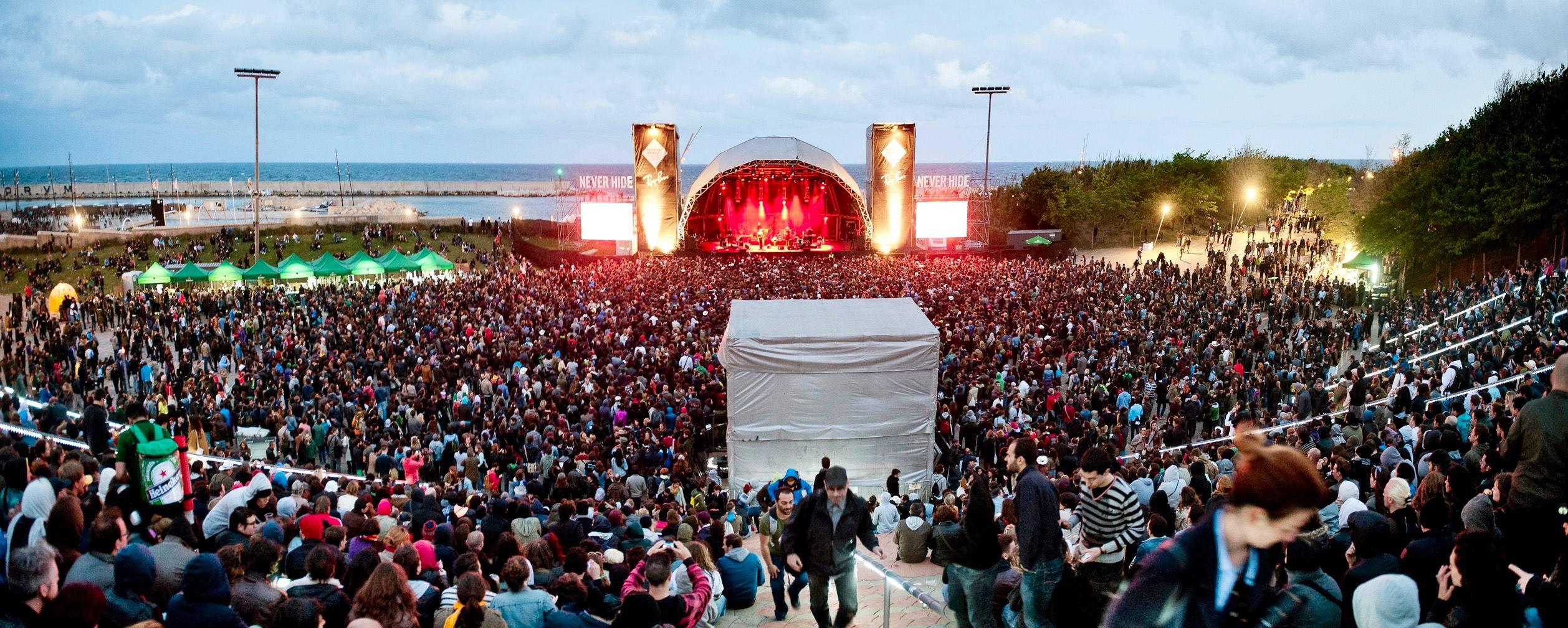 Festival-ing in Barcelona