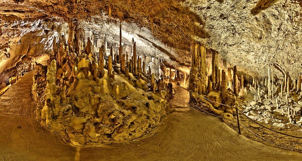 The most beautiful of them all: Škocjan Caves