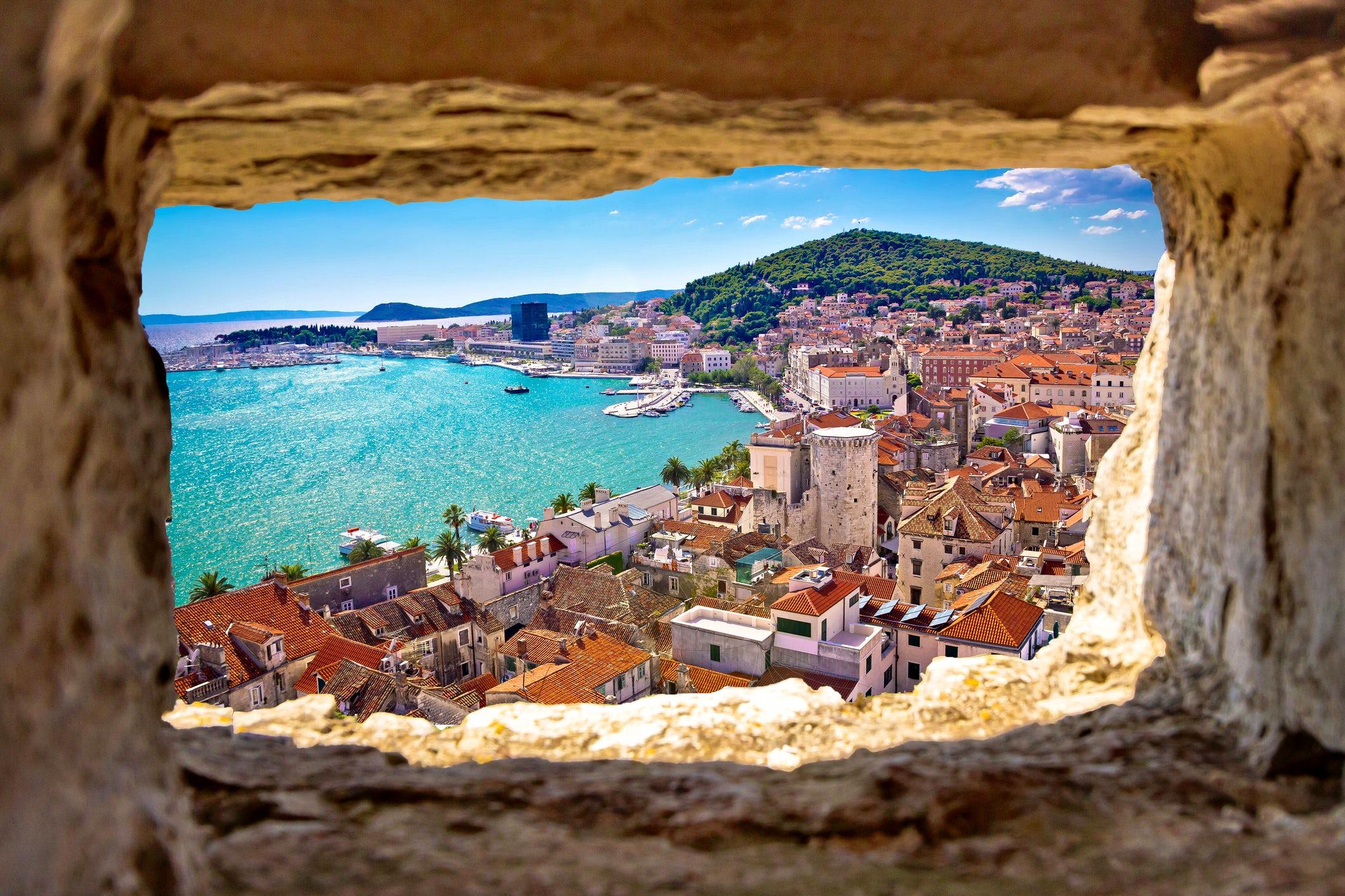 Croatian adventure begins here