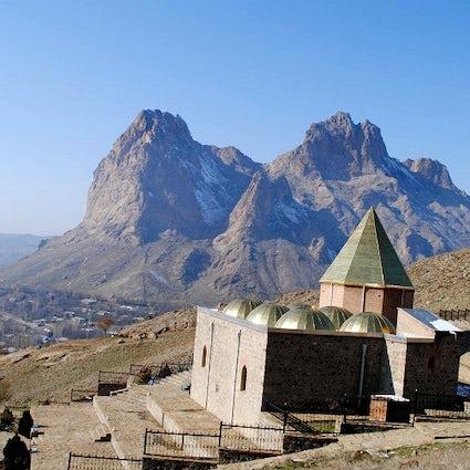 Julfa, an ancient cultural center