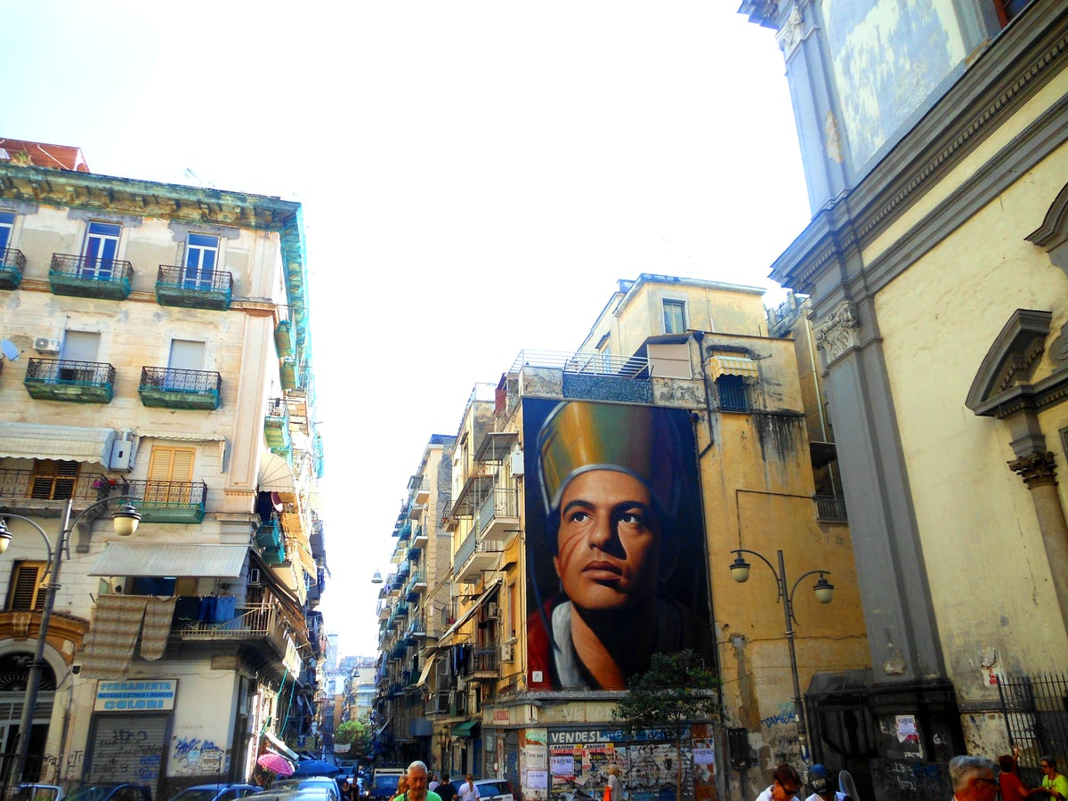 Street Art&Street Food in Naples