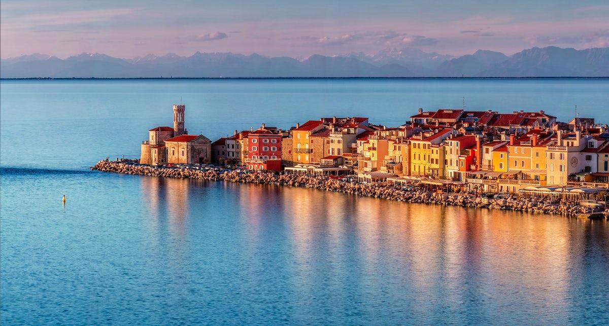 Piran: Slovenia's colourful coastal town