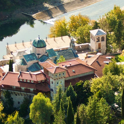 Tvrdoš Monastery, the cradle of Orthodoxy in southern Herzegovina