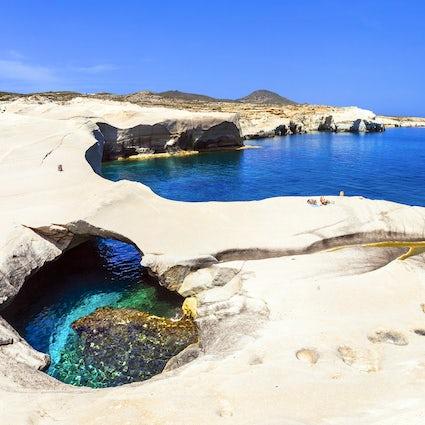Your secret greek island; Milos