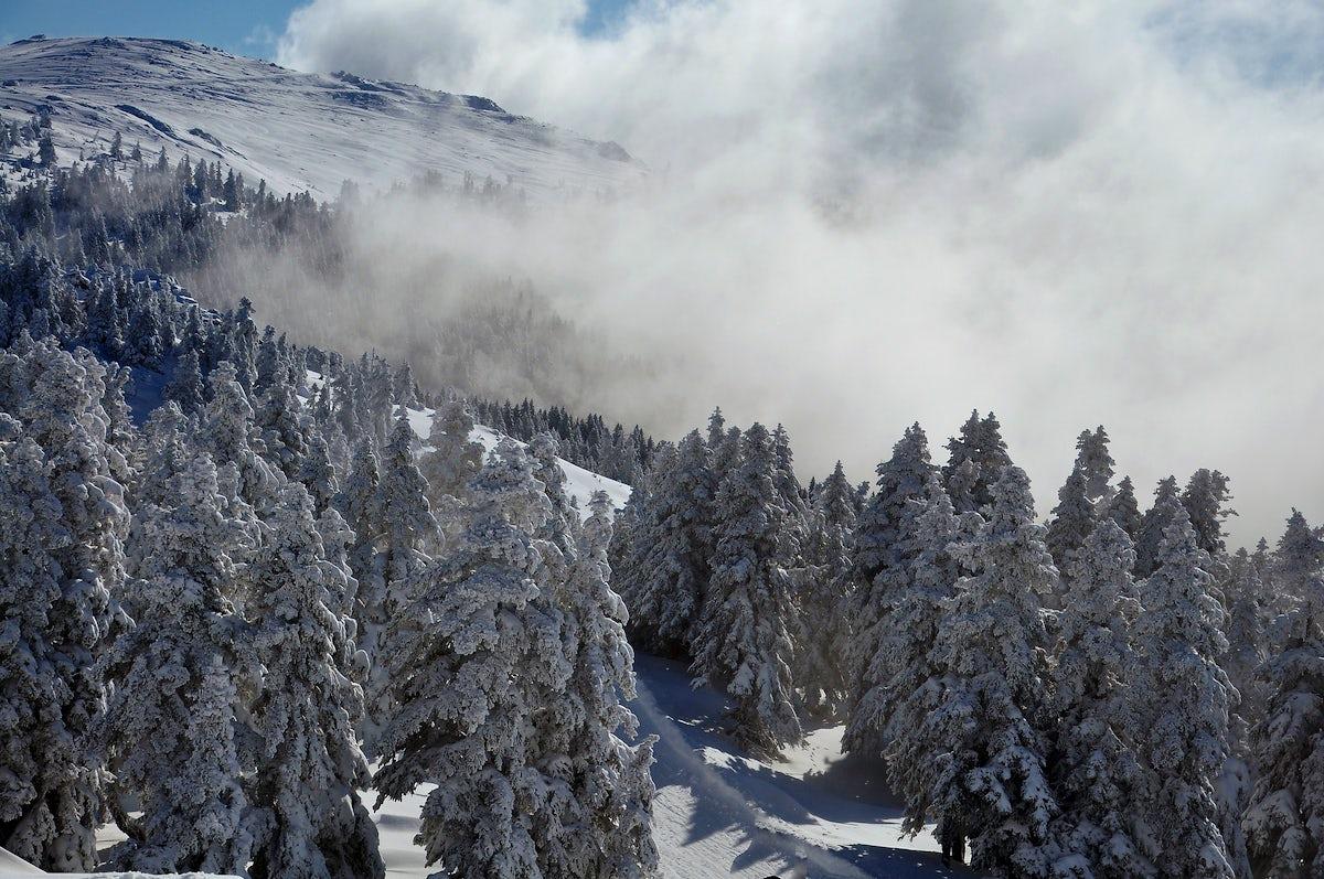 Where Snow Meets Hot Springs: Bursa!