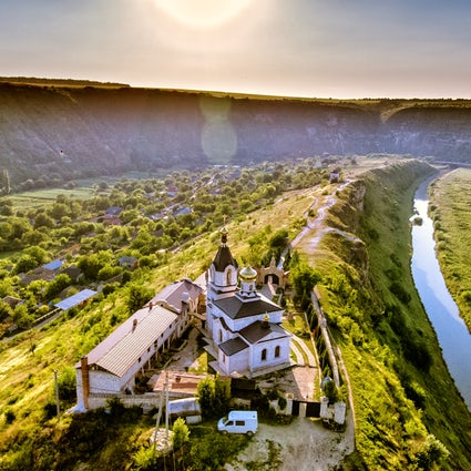 Old Orhei - discover Moldova's ancient roots