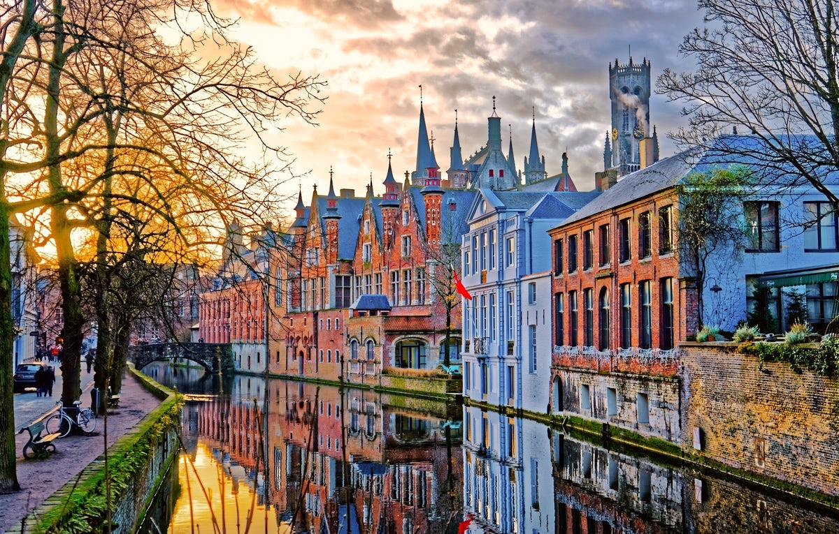 Bruges, Venice of the North