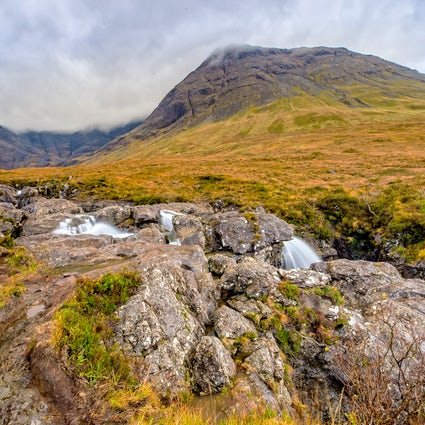 Glen Brittle, home for fairies and elves