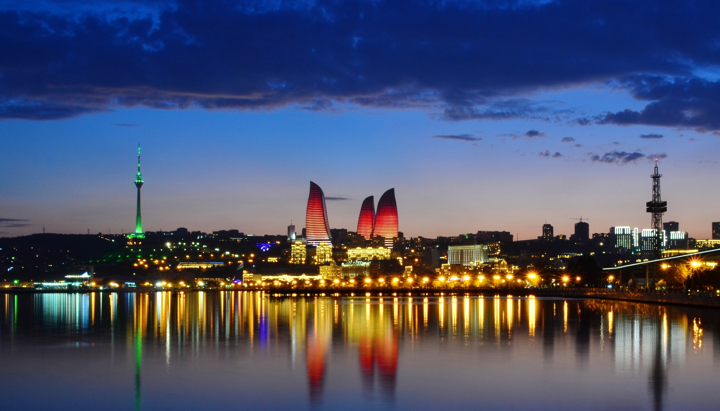 Discover Azerbaijan - A Land of Fire!