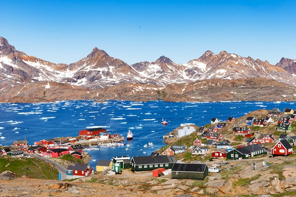 Things to do in Tasiilaq, Greenland