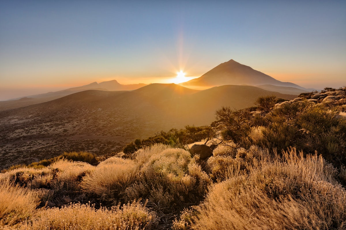 Natural Spots in Tenerife Part 1