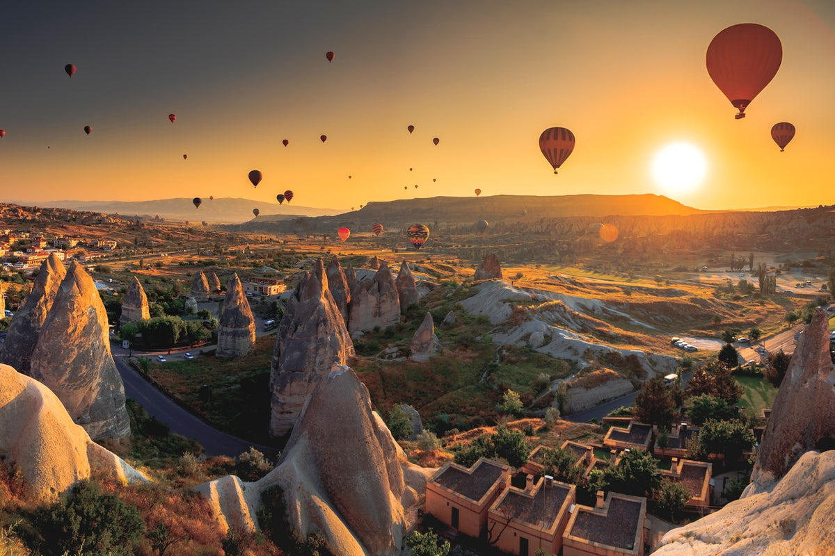 A Real Life Fairytale- Cappadoccia