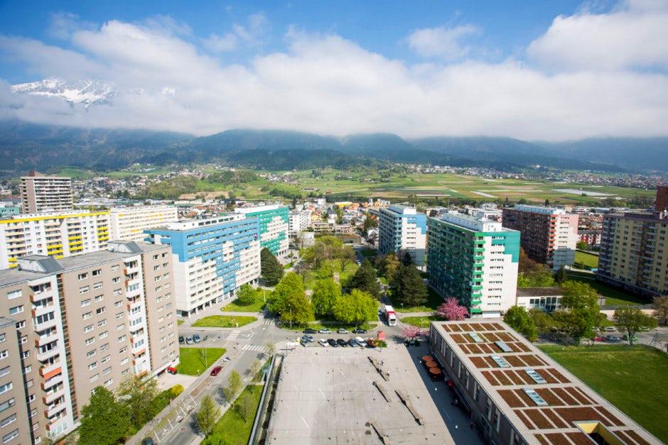 Olympic Village Innsbruck – A Social Hot Spot or a Friendly Neighbourhood?