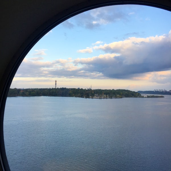 Sailing from Stockholm, Sweden to Mariehamn, Åland Island