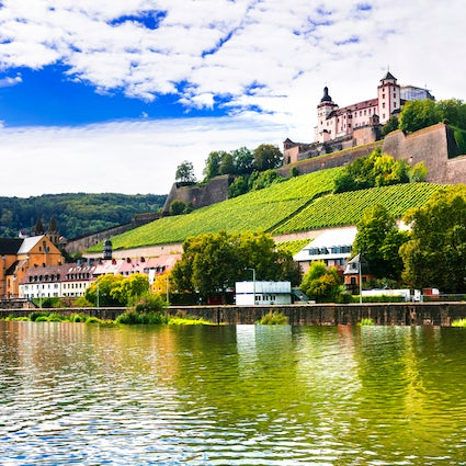 Würzburg: The Fairytale City