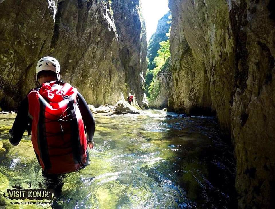Rakitnica, Europe's most unexplored canyon
