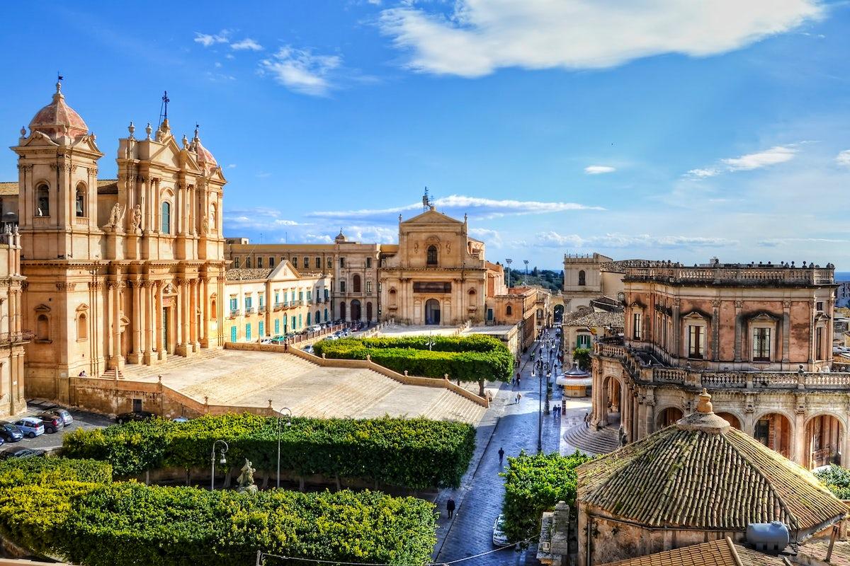 Noto, capital of baroque