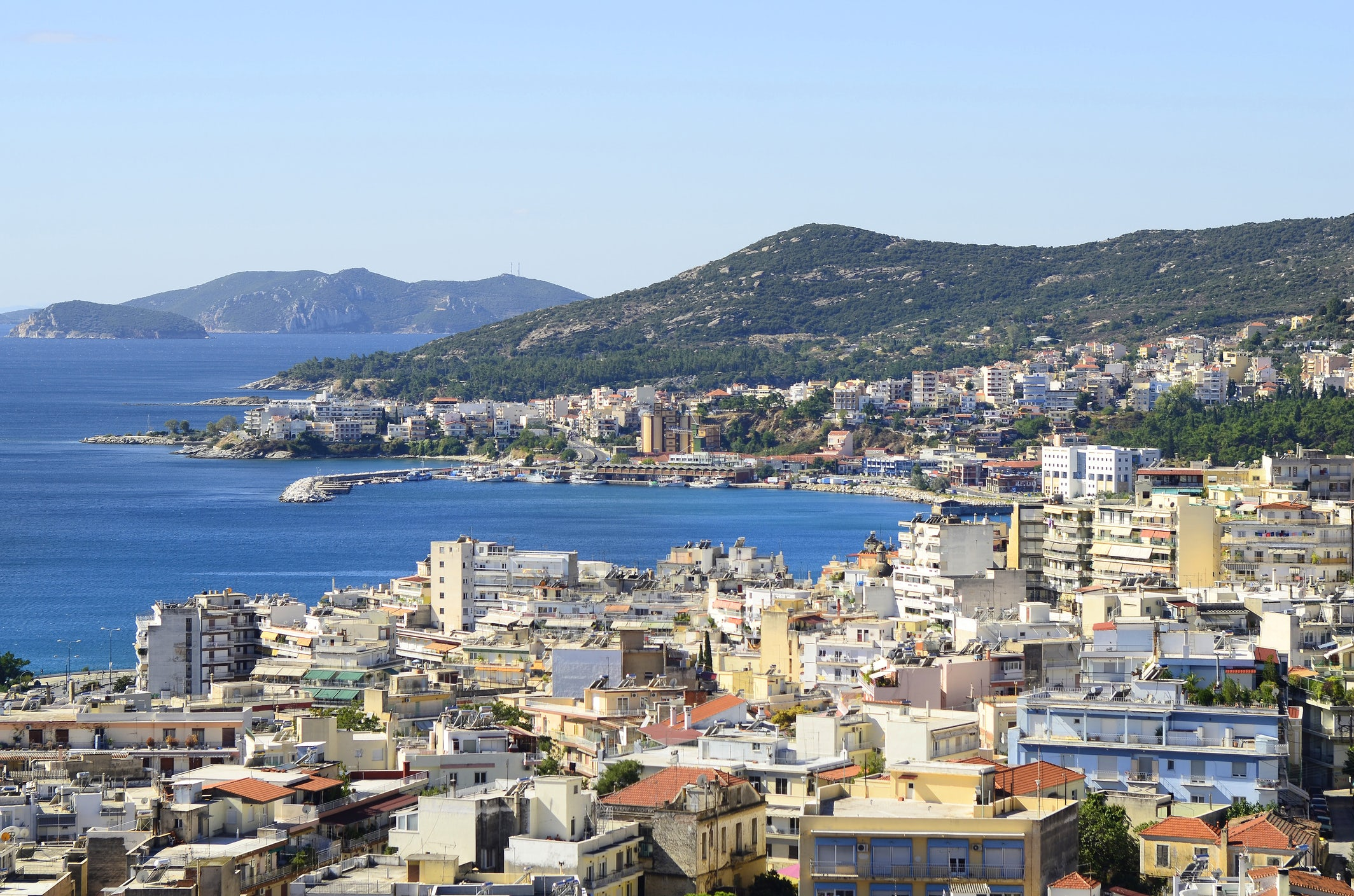 Discover the picturesque city of Kavala