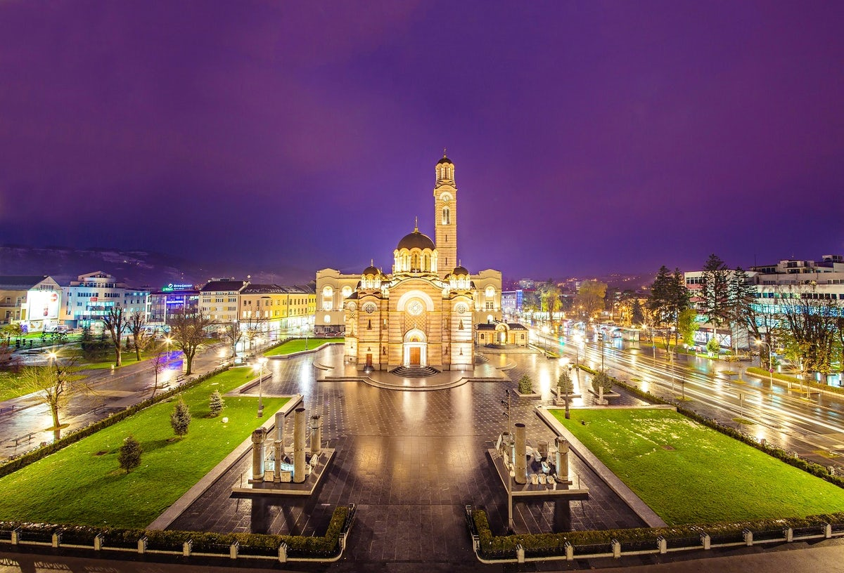Everyone is in awe of Banja Luka                                    (Бања Лука)