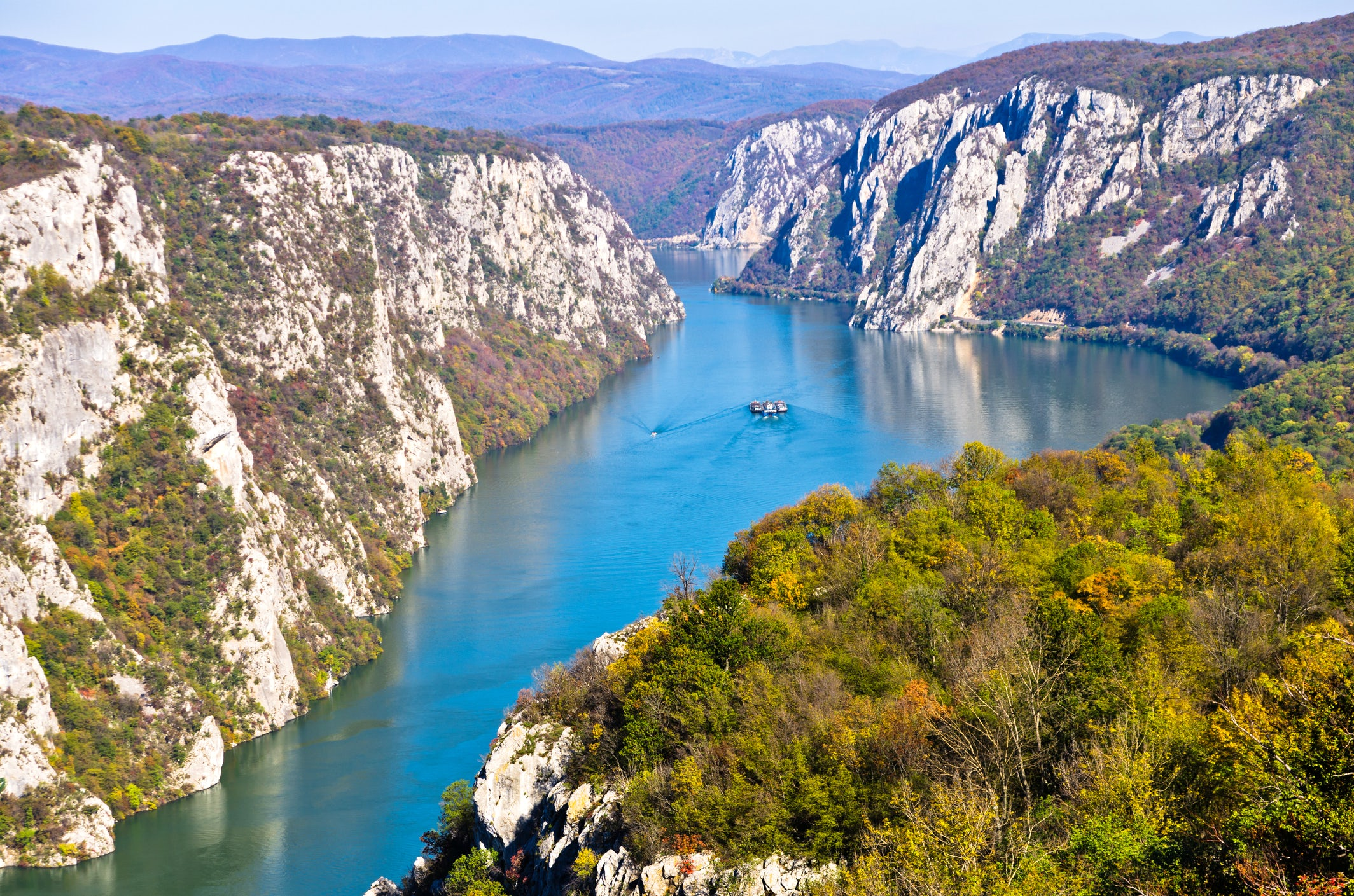 The Best of Danube: National Park Djerdap