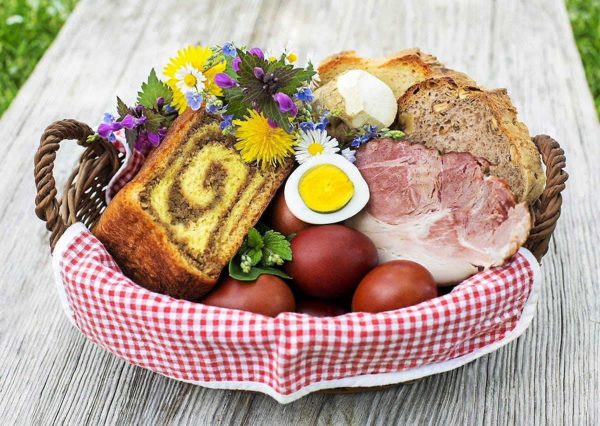 What to eat for Easter in Slovenia