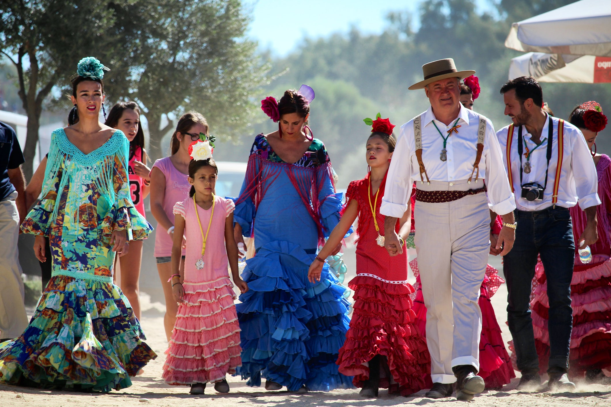 Spain, the country of fiestas and festivals!