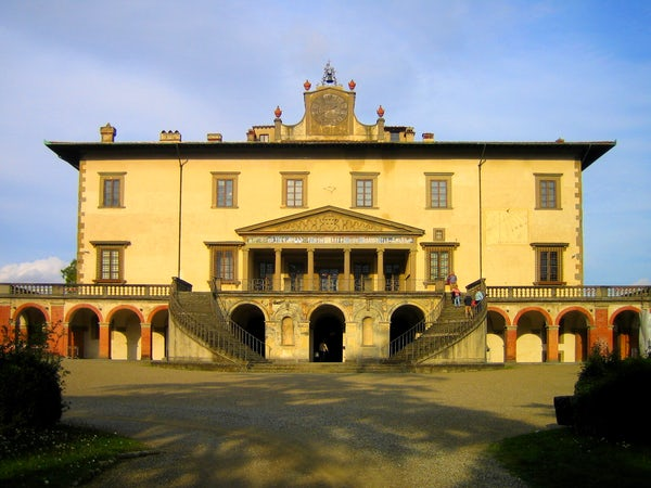 Three free-to-visit Medici Villas in Tuscany