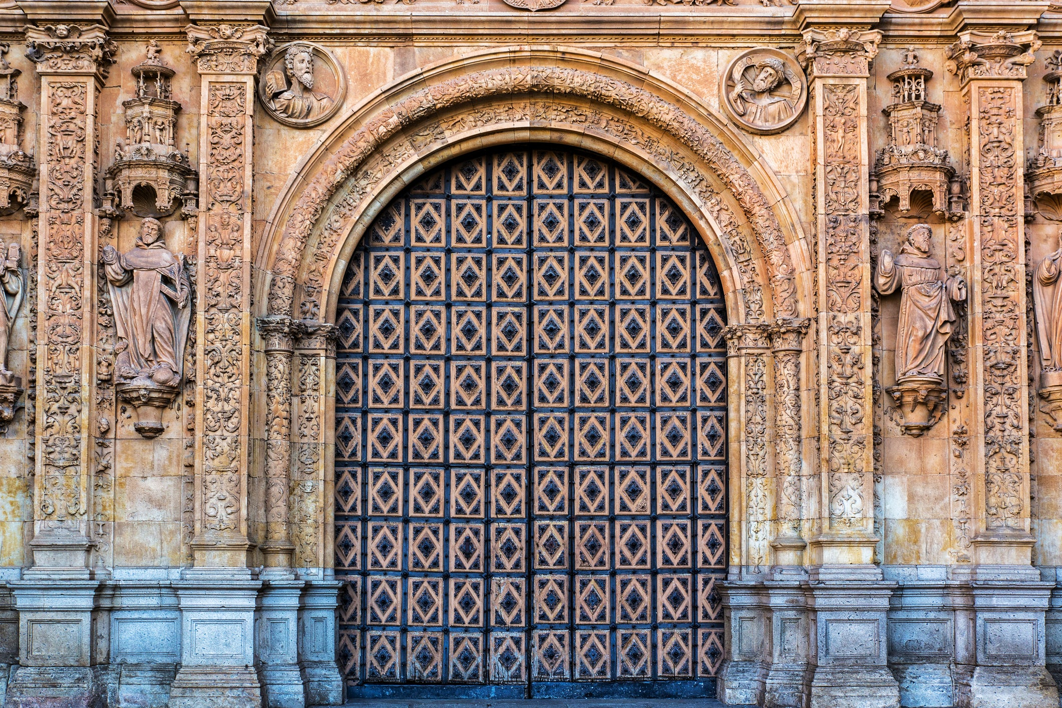 Salamanca, the city of thought and knowledge!