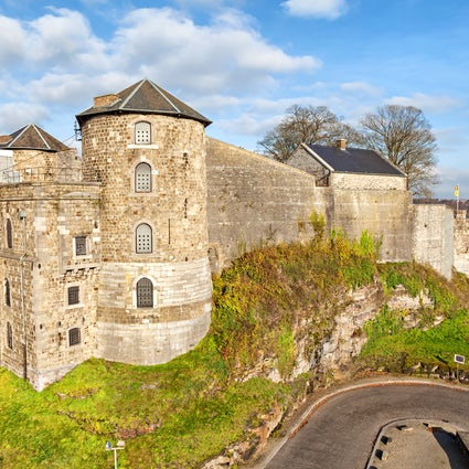 The heights of Namur: the Citadel and its treasures